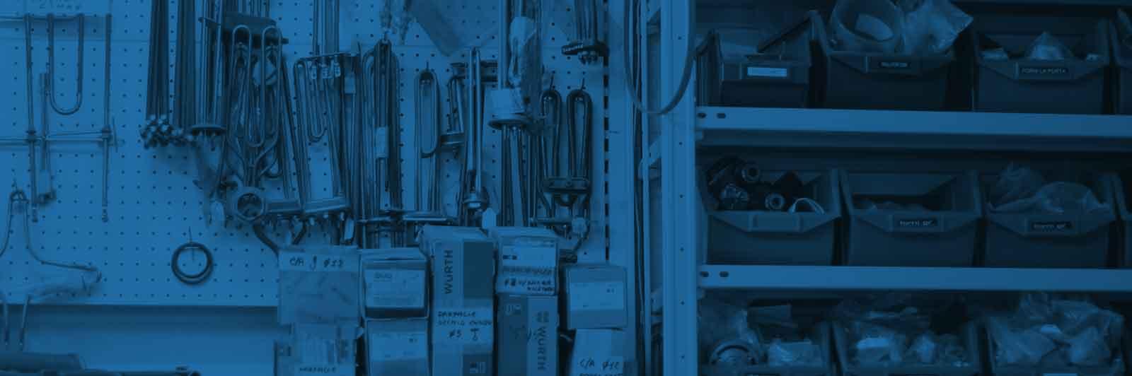 Officina riparazioni attrezzatura professionale per bar, ristoranti, gelaterie a Grosseto