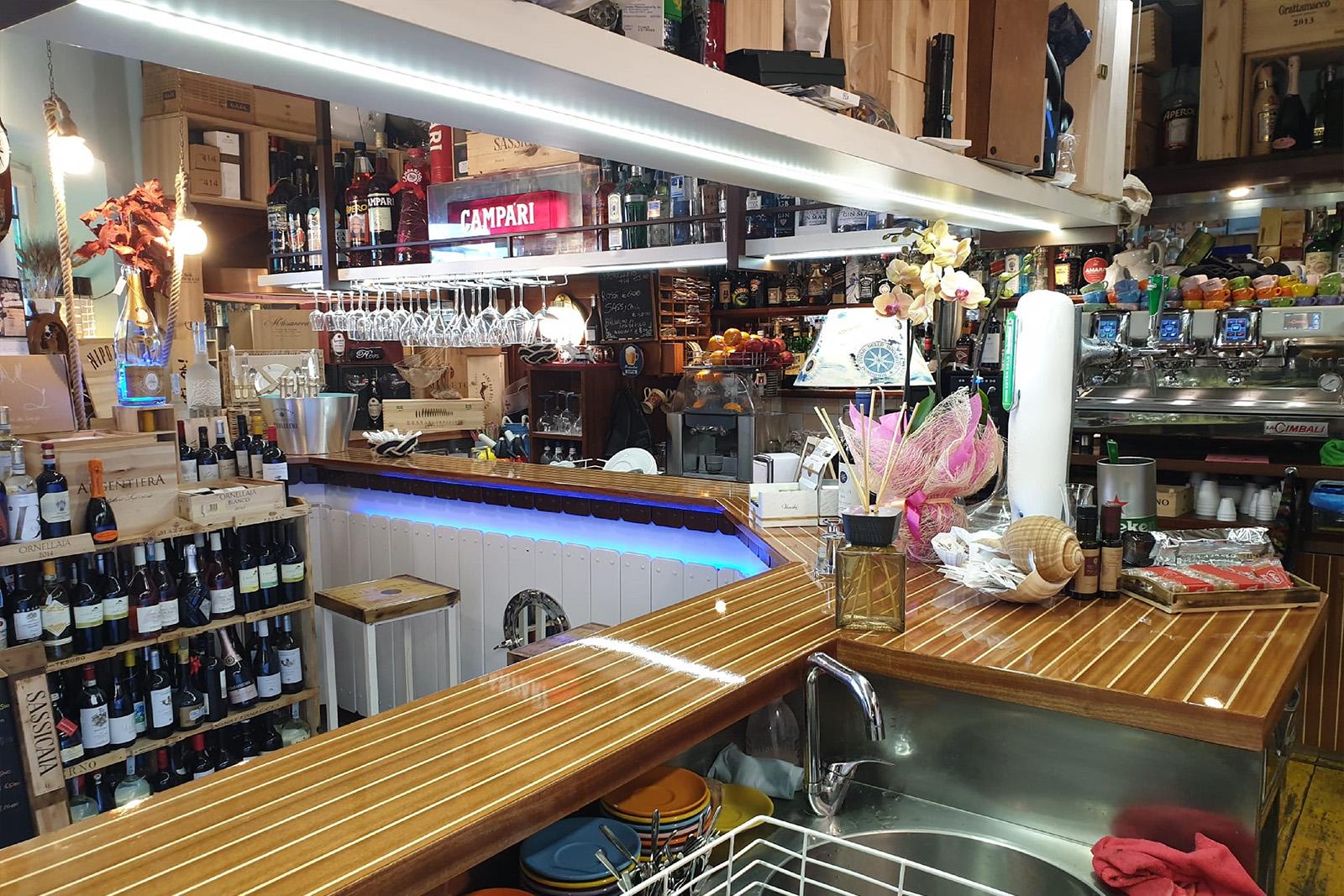 Fedeli Commerciale_Wine Bar del Sub_Porto Santo Stefano